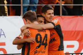 Ural 2:1 Spartak