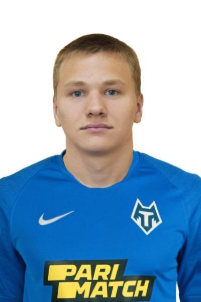 Кахраман Андрей Михайлович