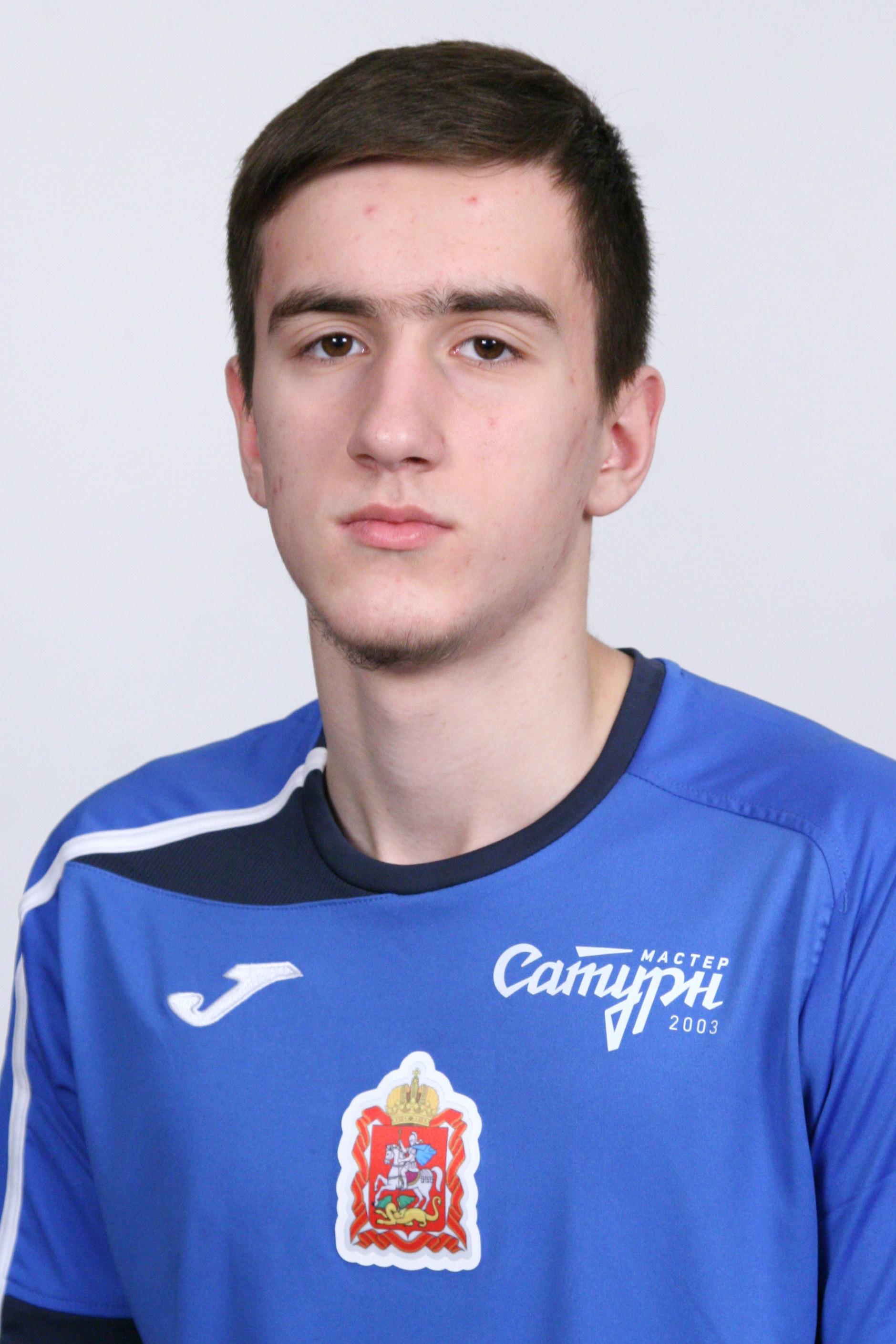 Исмаилов Ахмед Мурадович
