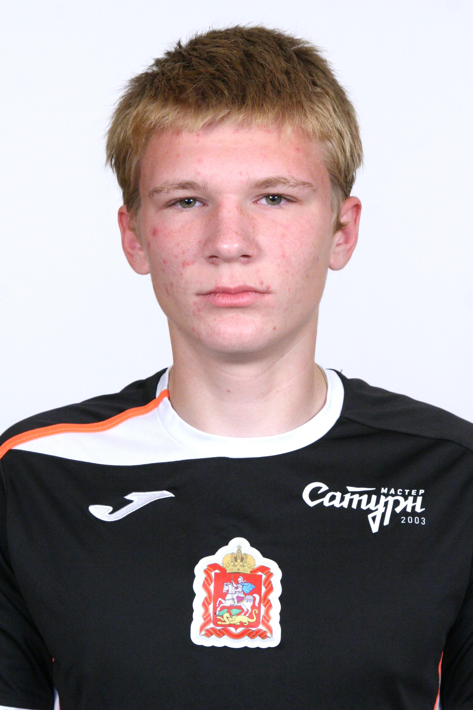 Аникеев Роман Андреевич