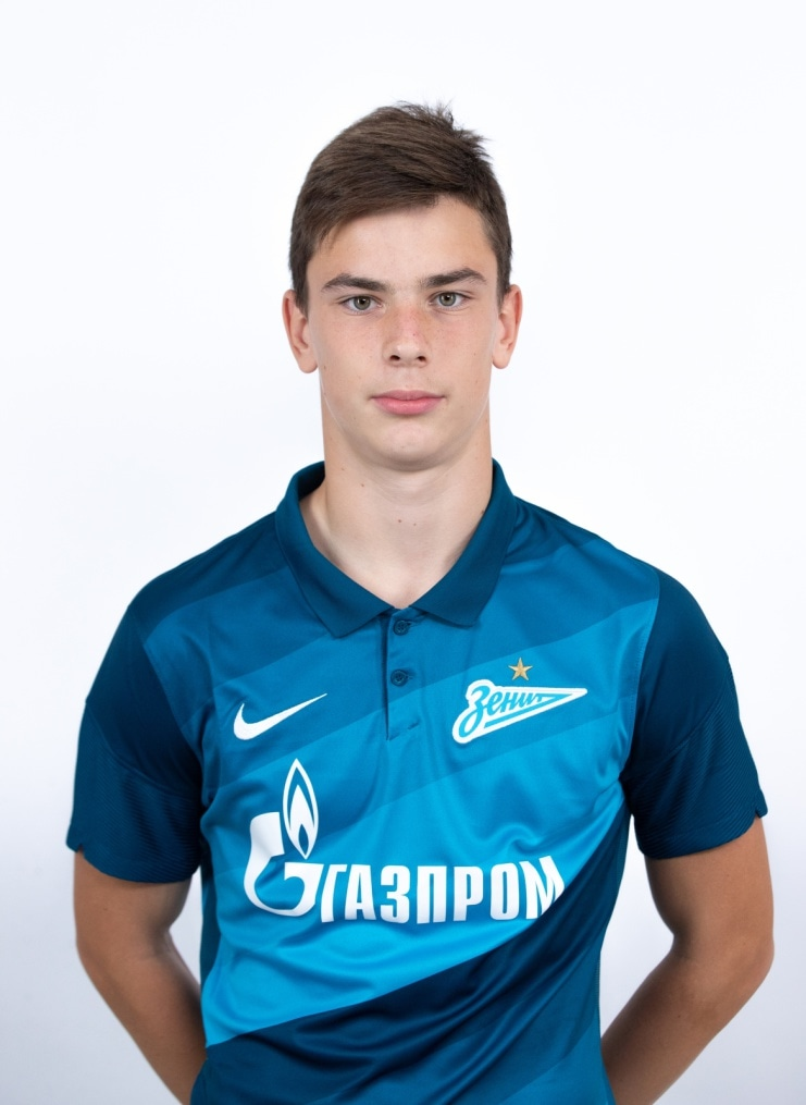 Столяров Даниил Александрович