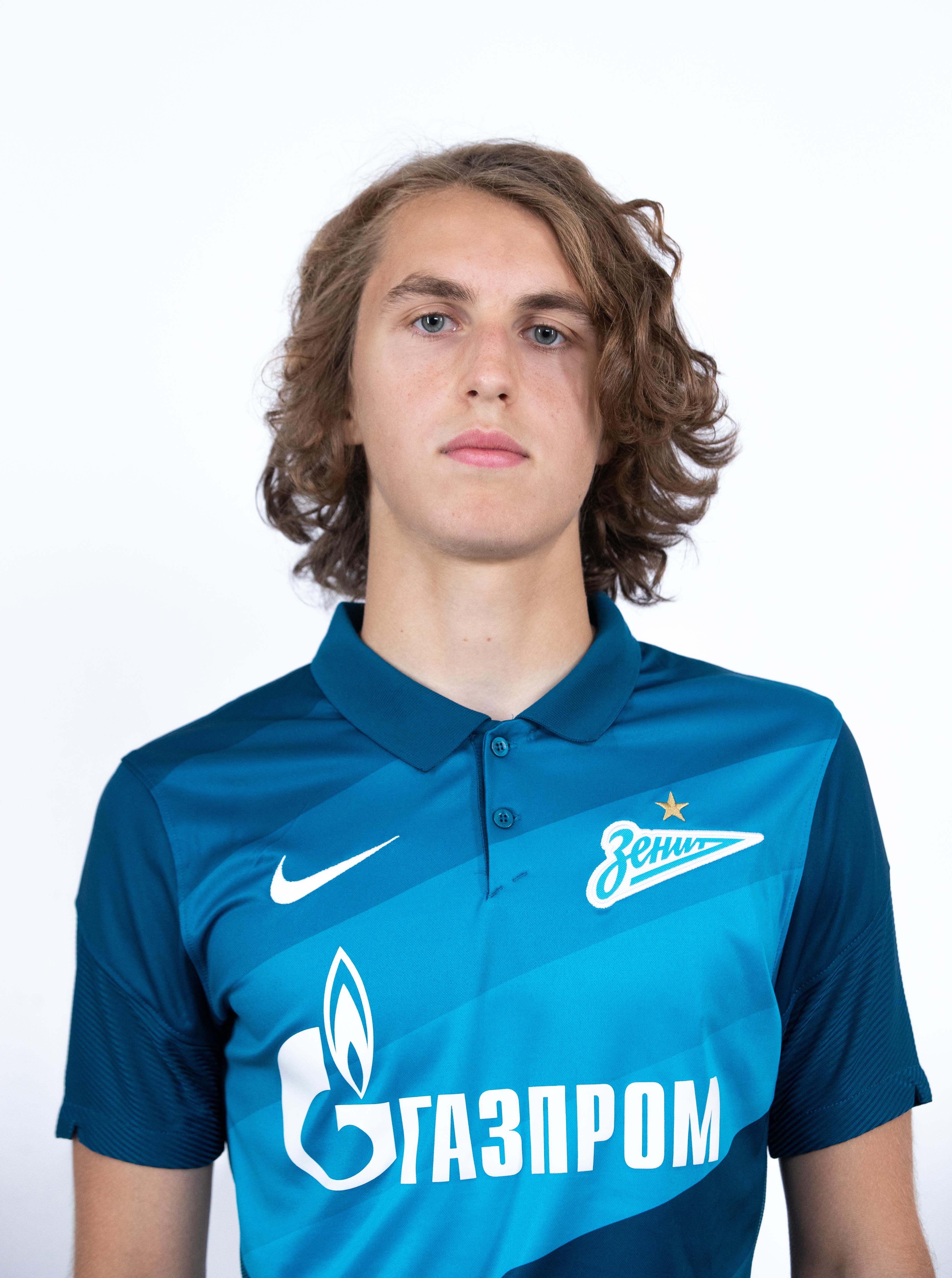 Белохонов Аким Вадимович