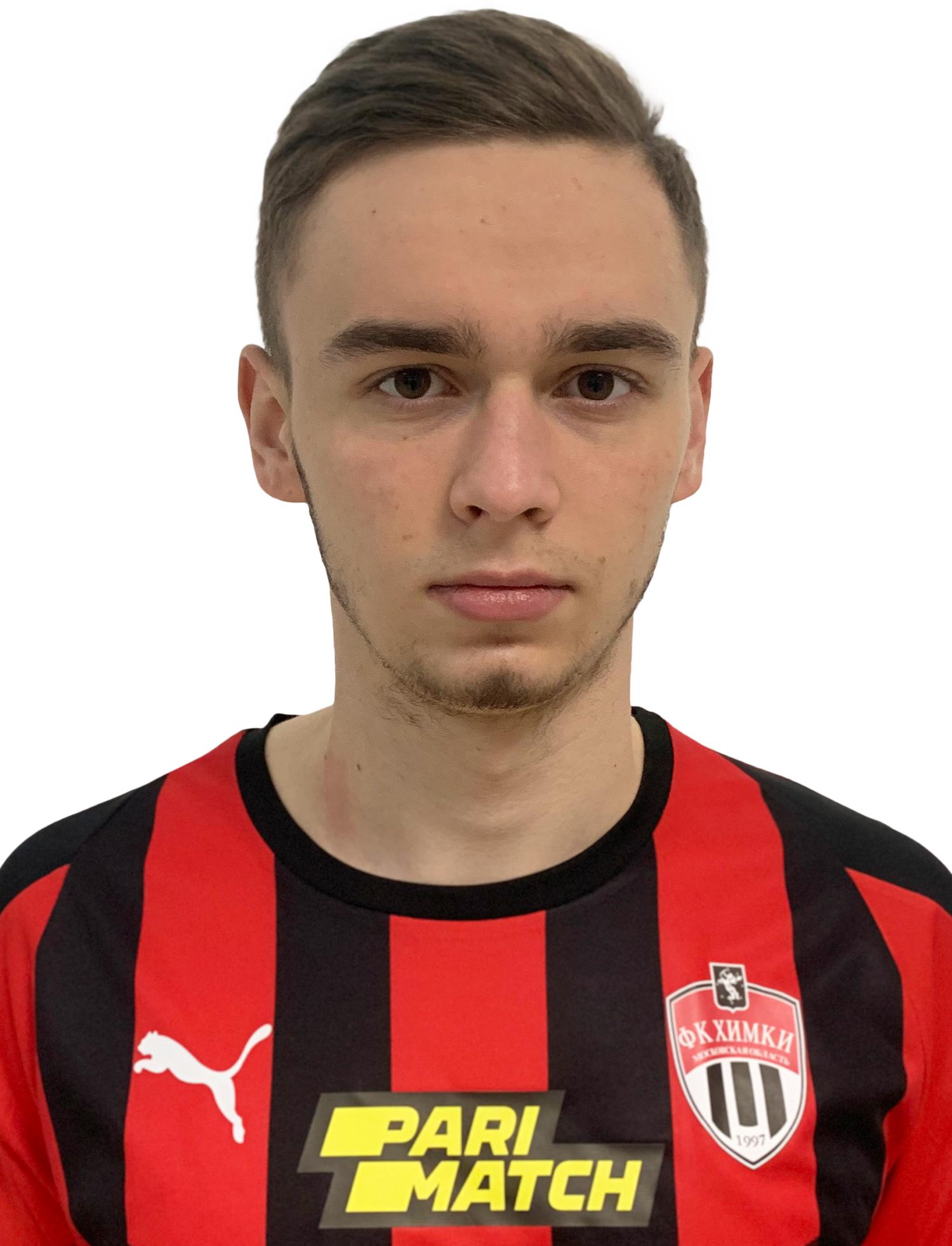 Крохин Артём Юрьевич